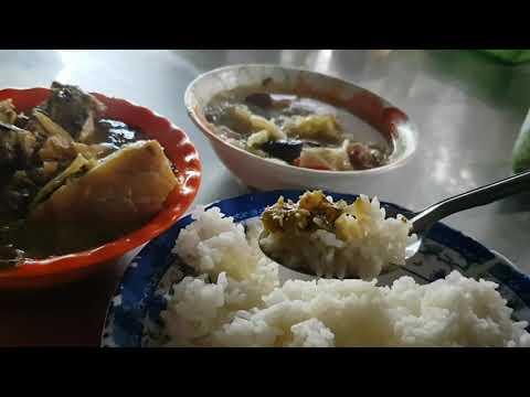 Cambodian food shop