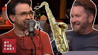 RT Podcast #458 - The Sax Machine Plays On
