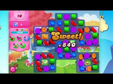 Candy Crush Saga Level 3147  No Booster