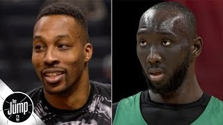 Dwight Howard, Joakim Noah or even Tacko Fall to the Lakers? | The Jump