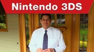 Reggie's Animal Crossing: New Leaf Home Tour