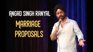 EIC: Marriage Proposals- Angad Singh Ranyal Stand Up Comedy