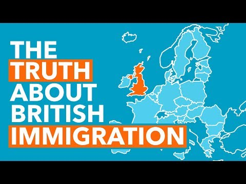 The Truth About UK Immigration 2018 - Data Dive
