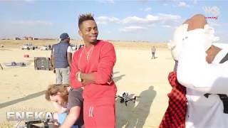 Diamond Platnumz - Eneka (Behind The Scene part 2)