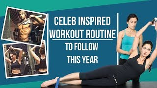Deepika Padukone, Kareena Kapoor Khan, Katrina Kaif inspired workout regime for the new year 2018