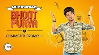 Omkar Kapoor | Bhoot Purva | | A ZEE5 Original | Baba Sehgal, Omkar Kapoor | Streaming Now On ZEE5