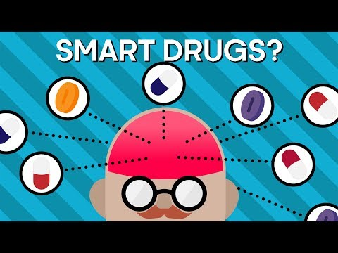 Can Drugs Make You Smarter? | Earth Lab