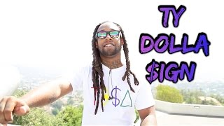 How Rich is Ty Dolla $ign @tydollasign ??