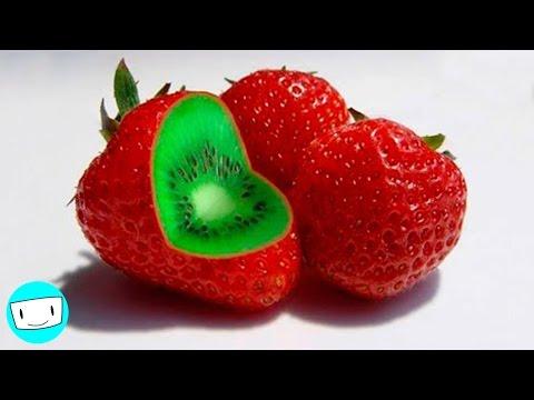 10 STRANGE Hybrid Fruits