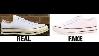 47e785bfb 03 07 · How To Spot Fake Converse All Star Trainers   Sneakers Authentic vs  Replica Real vs Fake Comparison