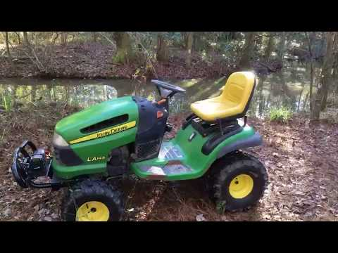 The Deere Live in the Jungle