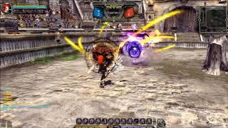 Dragon Nest Korea - Randgrid Skills