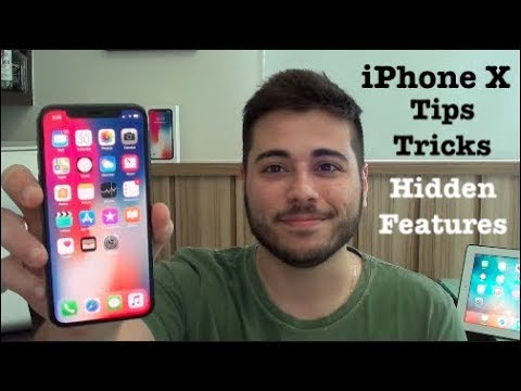 (2018) iPhone X - Tips, Tricks and Hidden Features