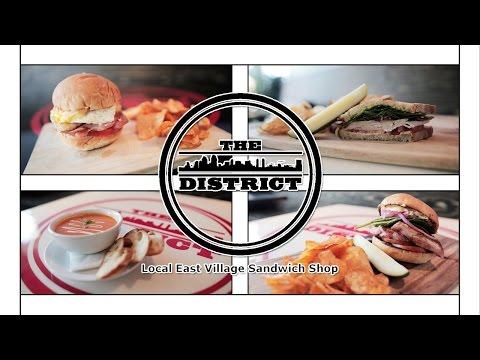 The District Sandwich Shop