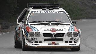 Lancia Delta S4 Gr. B Sound - Accelerations, Starts & More