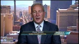 """Peter Schiff: """"What We Need is Capitalism in the Banking Industry Not Socialism"""""""