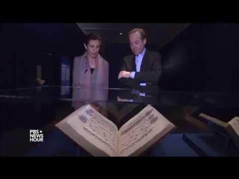 Exhibit Illuminates the Divine Quran - PBS NewsHour