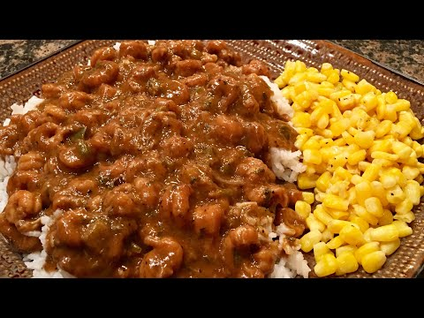 Crawfish Stew by The Cajun Ninja