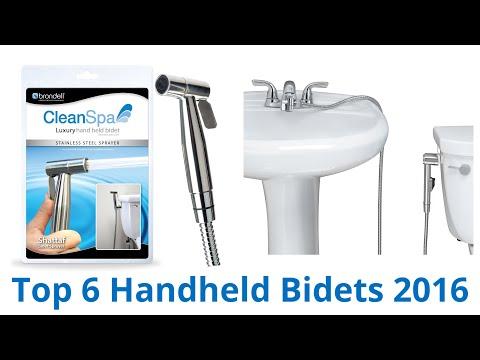 6 Best Handheld Bidets 2016