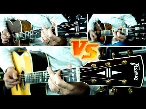 5 Famous Acoustic Riffs – Tone Shootout!