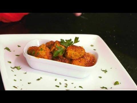 How to Make a Tender, Juicy Turkey Meatball : Turkey Treasures