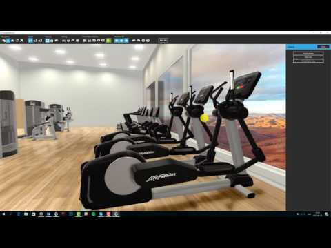 Ecdesign 4.6- Basic 3D settings and presentation features