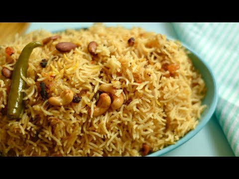 एक बार बना कर खायेगे ये पुलाव तो बार - बार बनायेगे   Easy Pulav Recipe   Seffron Rice