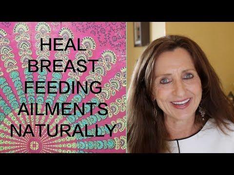 Heal Breastfeeding Ailments Naturally - Medica Nova Wellness Studio - December 1, 2017