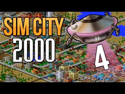 Let's Play SimCity 2000 - WATER SHORTAGE - Part 4 ★ (SimCity 2000 Gameplay & Commentary)