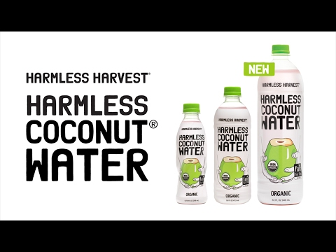 Harmless Harvest Coconut Water at Fresh Direct