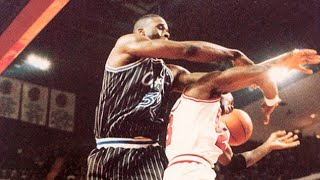 When a Rookie Shaq Bullied Prime Michael Jordan and Almost Got Away With It