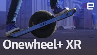 Onewheel+ XR hands-on at CES 2018