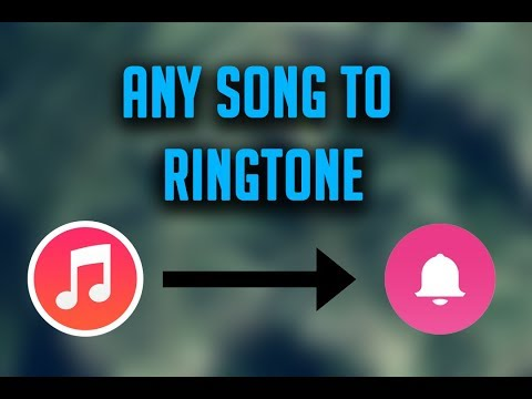 How to make a song as your ringtone on iPhone NO JAILBREAK