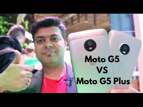 Comparison, Moto G5 Plus VS Moto G5, Which One Is Better and Why | Gadgets To Use