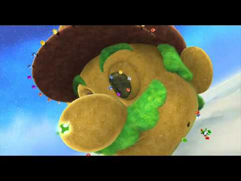 Super Mario Galaxy 2 Trailer with Rock Remix+pictures