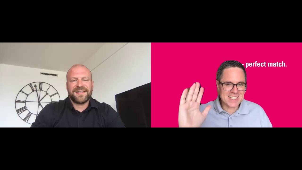 Expert talk: Dr. Michael Tholey with Daniel Sperlich on VITA VMK Master®