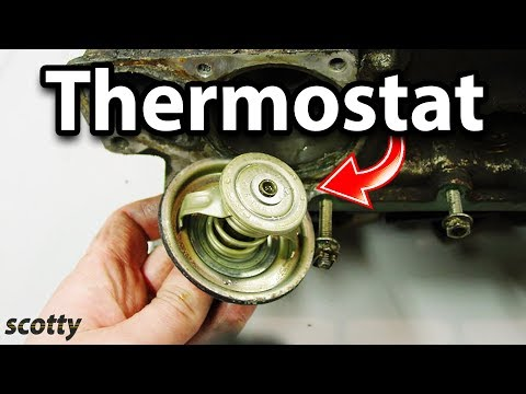 How to Replace a Bad Thermostat in Your Car