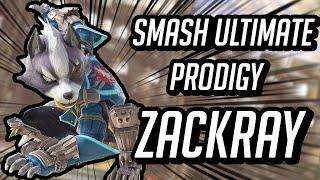 Zackray, the Smash Ultimate Prodigy | Smash A History