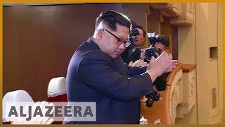 🇰🇵 🇰🇷 S Korean K-pop stars perform for Kim Jong-un in Pyongyang   Al Jazeera English