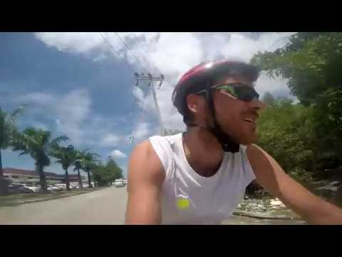 Bicycle Tour: Da Phi Phi Island a Patong Beach by Bike