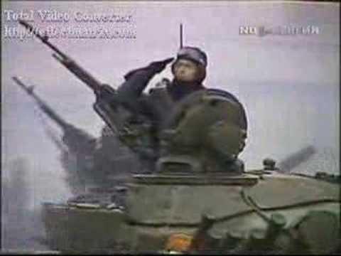 1984 Soviet Parade - Crimson Tide