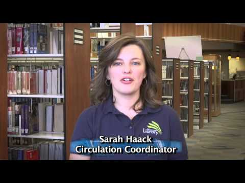 How to apply for a library card at Kearney Public Library!