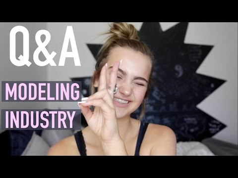 Twitter Q&A!♡ | All About The Modeling Industry
