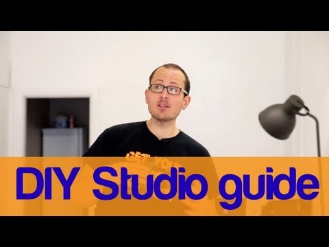 Setting up a Photo studio - size, cost & FAQs