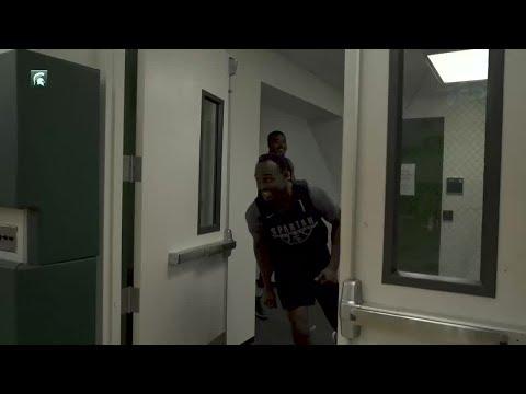 Michigan State Basketball Practice Update