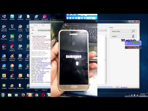 Samsung J3 2016 (SM-J320G ) Sim Network Unlock Pin Free Solution