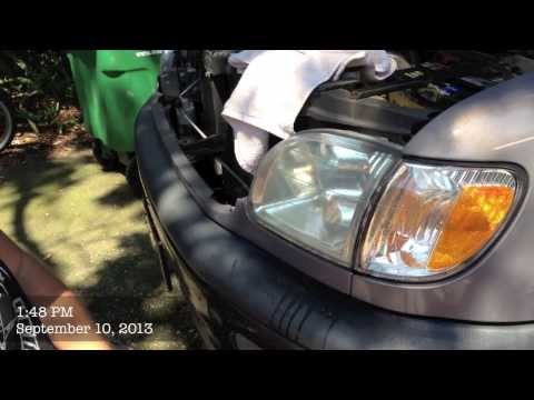Clean Foggy Headlights At Home Free Easy Using Household Products