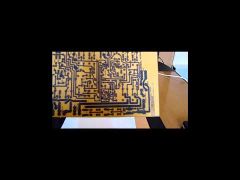 Printed Circuit Board PCB for a CNC Glass Cutting Machine HD