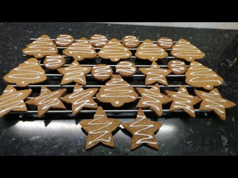 Spiced Cookies    Speculaas