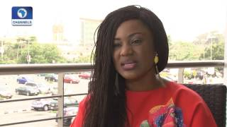 EN: Doctor Turned Actress, Kiki Omeili On Nigeria's 'New Nollywood'